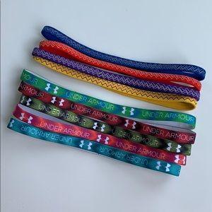 👑 3 for $20 Sale 👑 Bundle of Elastic Headbands